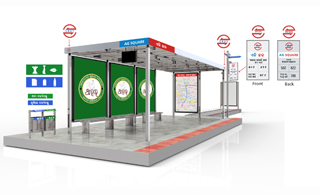 Bus Queue Shelters